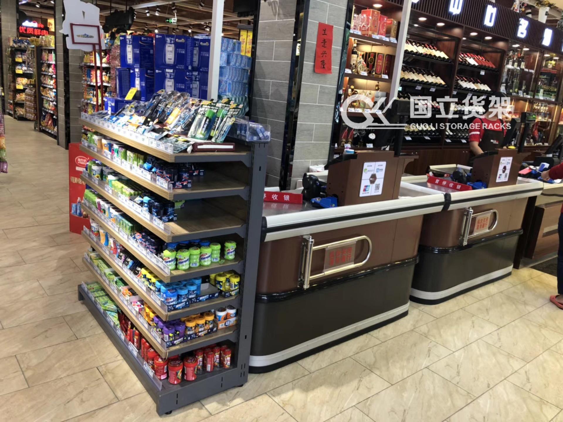 国立货架科普之超市货架陈列中常犯的错误