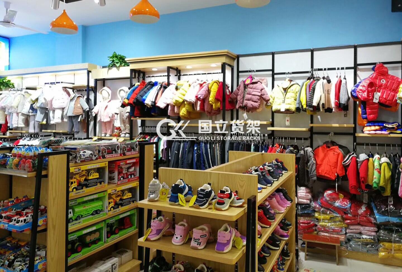 国立货架母婴店客户案例展示